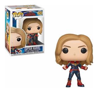 Funko Pop Capitana Marvel 425 Avengers