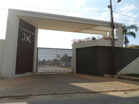 Excelente Lote 400 M² Cond Jk Ponte Alta Norte - Df