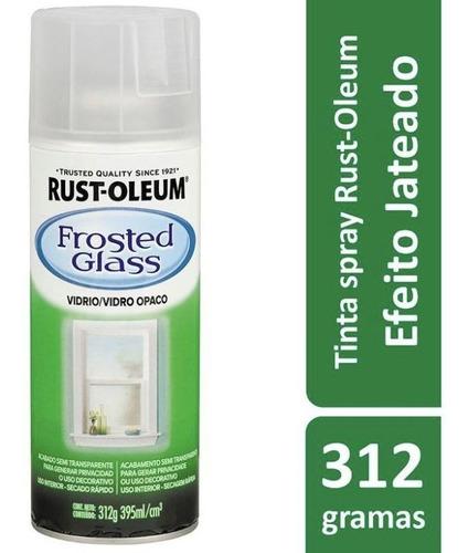 Spray Vidro Opaco - Rust Oleum