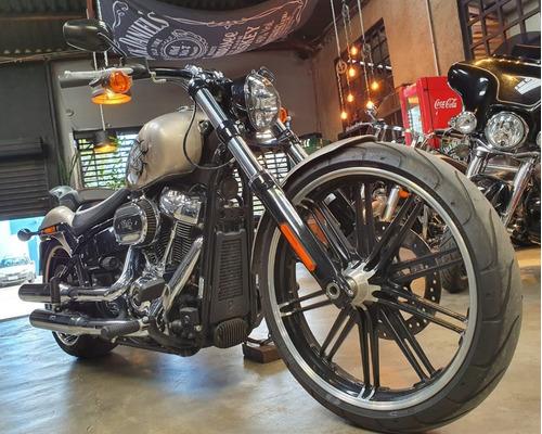 Harley Davidson   Softail Breakout 114 2018