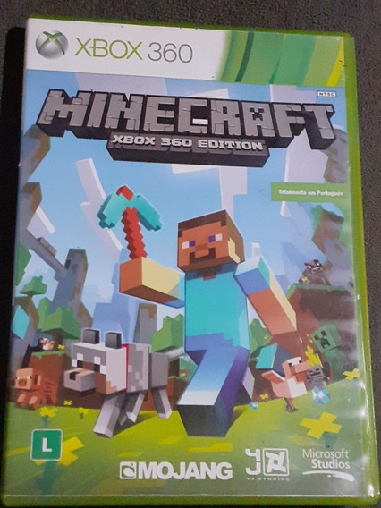 Minecraft Xbox 360 Usado