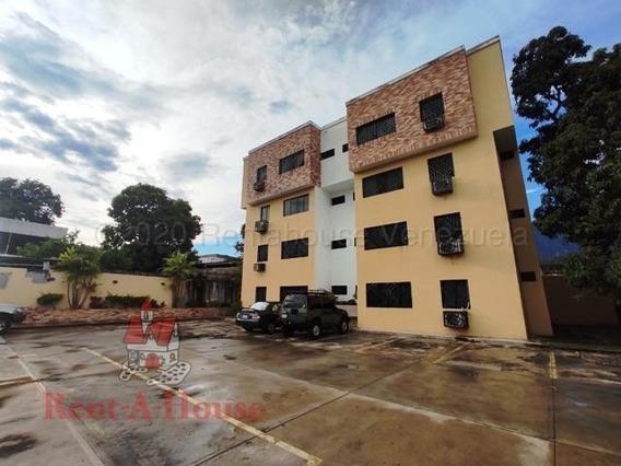 Apartamento En Venta Urb.el Limon- Maracay 20-24605hcc
