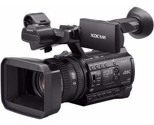 Filmadora Sony Pxw-z150 4k P/ Entrega Garantia Sony Brasil
