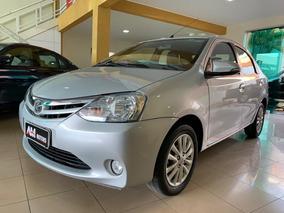Toyota Etios Sedán Xls 1.5 2016 Completo 1° Dono 57.000 Km