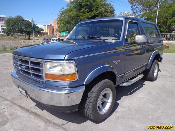 Ford Bronco Automático