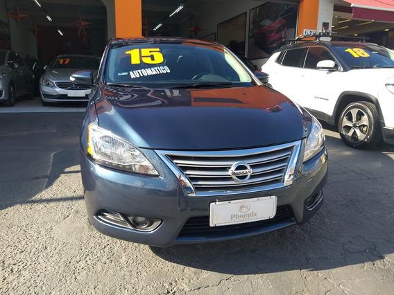 Nissan Sentra Sl 2.0 16v-cvt 4p 2015