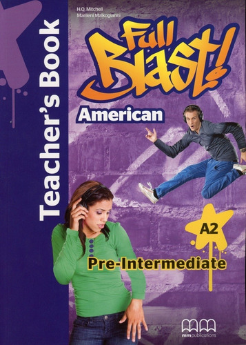American Full Blast - Pre-intermediate - Tch's (interleaved)