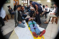 Salud Ocupacional, Cap De Brigadas,primeros Auxilios, Rcp