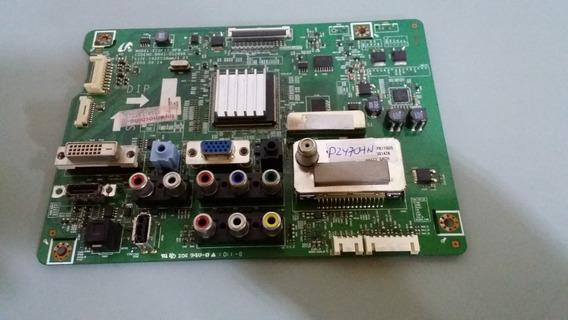 Placa Principal(logica) Samsung P2470hn (defeito)bn91-02524