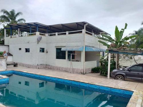 Chácara Com 3 Dorms, Aguapeu, Itanhaém - R$ 380 Mil, Cod: 2931 - V2931