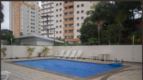Apartamento 76m², 3 Dormitorios, 1 Suíte, 1 Vagas - Vila Gumercindo - Ap11230