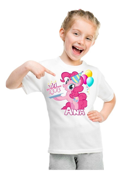 Franelas De My Little Pony