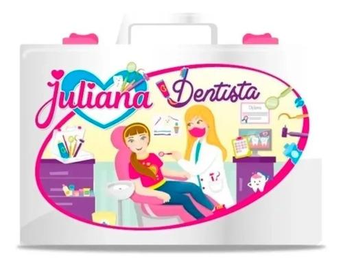 Imagen 1 de 2 de Juliana Valija De Dentista Sisjul021
