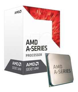 Procesador Amd Apu A10 9700 X4 3,0 Ghz Radeon 7 Socket Am4