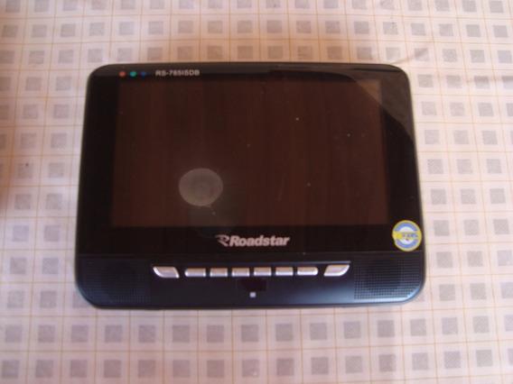 Mini Tv Portátil Com Defeito Para Retirada De Peças Kit C/2