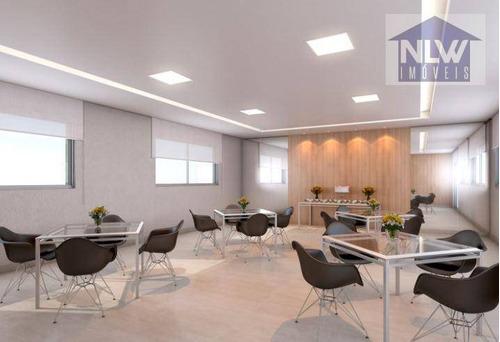 Apartamento Com 2 Dormitórios À Venda, 41 M² Por R$ 193.490,00 - Chácara Holiday - Itaquaquecetuba/sp - Ap2461