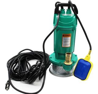 Bomba Submersa Água Suja Limpa Fossa Caixa Gordura 250w 220v