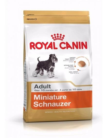 Ração Royal Canin Cães Adultos Schnauzer 7,5 Kg