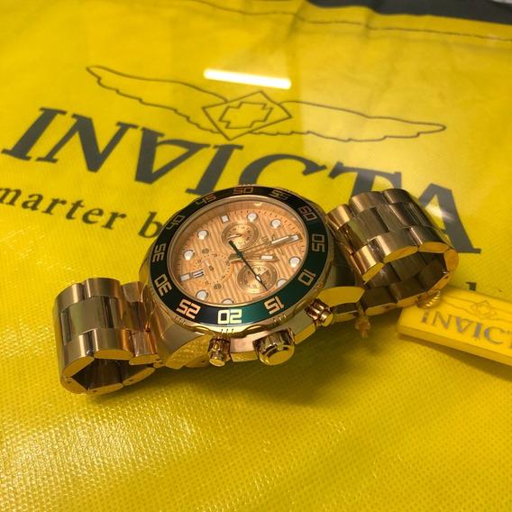 Relógio Invicta Pro Diver 21554 Original Eua R$1299
