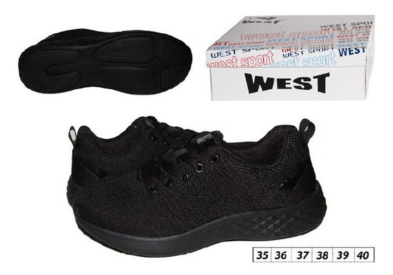 Zapatos Deportivos West Original De Mujer Talla 35 Al 40