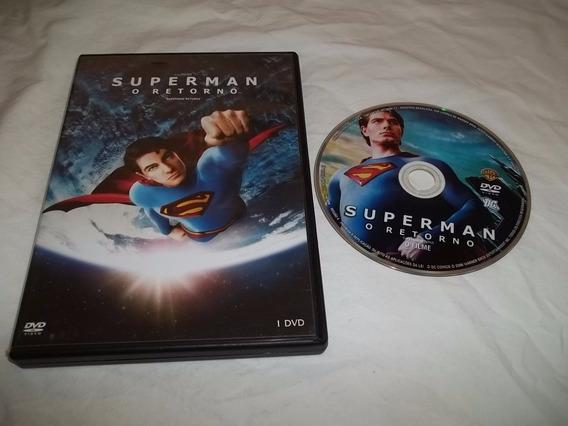 Dvd - Superman O Retorno - Superman Returns - Filme Ação