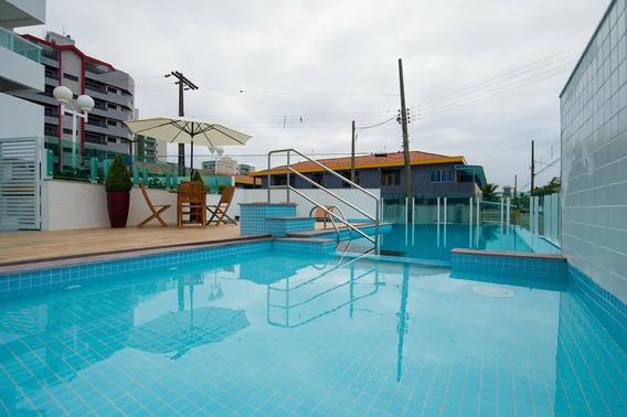 Apartamento Com Piscina Na Praia R$ 285 Mil Cr
