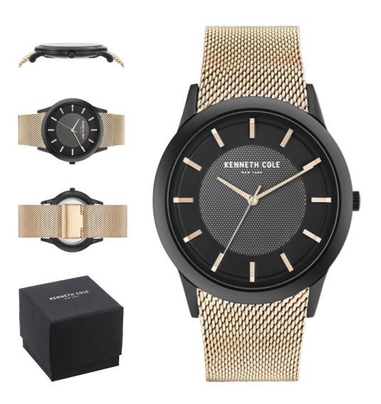 Reloj Kenneth Cole Hombre Slim Kc50566002