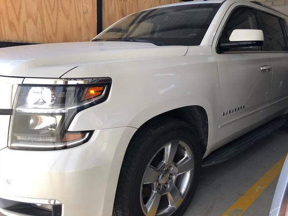 Blindada 2016 Chevrolet Suburban Paq G N 5 Blindados