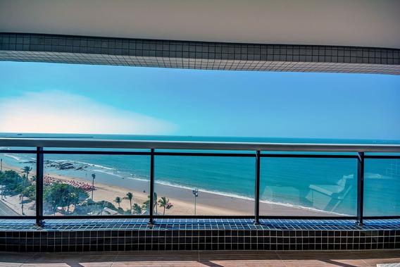 Apto Alto Padrão Beira Mar Landscape Platinum Frente Ao Mar