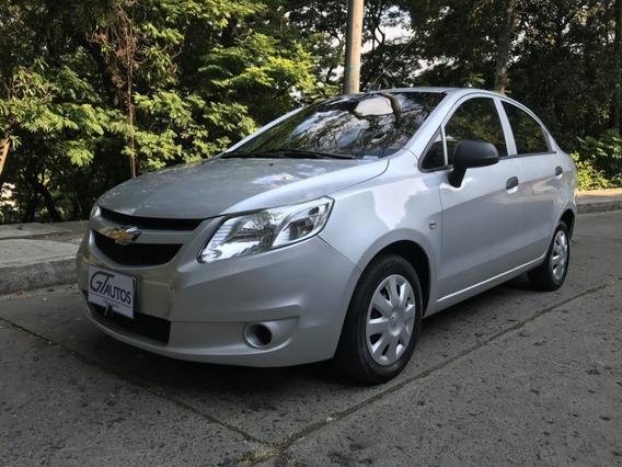 Chevrolet Sail Ls Mt 2019