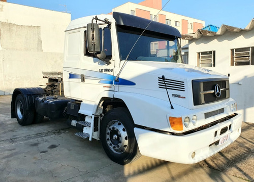 Mb 1634 Ano 2007 4x2
