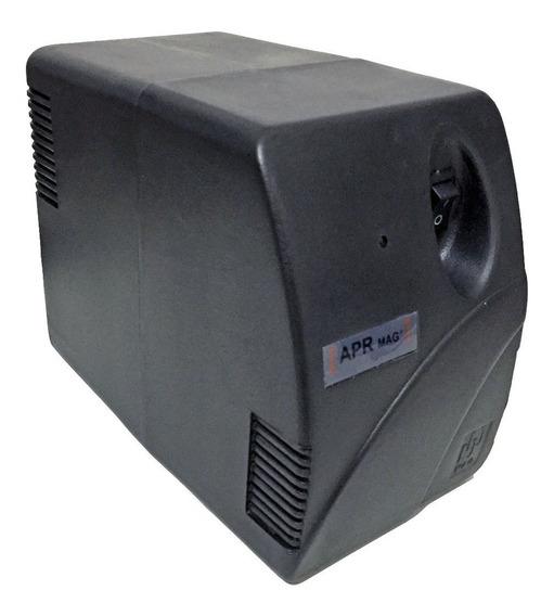 2 Protetor Eletrônico Estabilizador 500va Bivolt 220v /110v