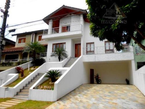 Imagem 1 de 29 de Sobrado Residencial À Venda, Condomínio Arujá 5, Arujá - So0015. - So0015