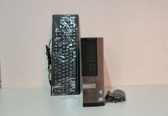 Cpu Dell Optiplex 7010 Ssf Intel Core I5 Hd 500gb 4gb