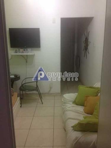 Imagem 1 de 20 de Apartamento À Venda, 1 Quarto, Copacabana - Rio De Janeiro/rj - 15365