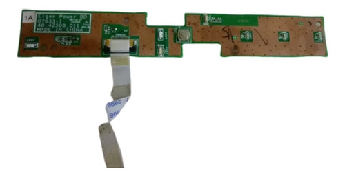 Switch Placa Multimedia Para Notebook Acer 5930  5925