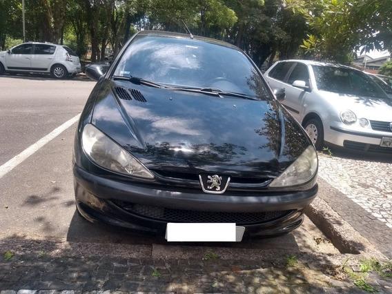 Peugeot 206 Sensat Fx 1.4 Flex Curitiba
