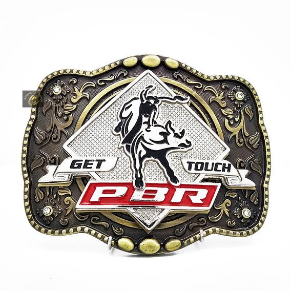 Fivela Country Cowboy Peao Top Luxo Rodeo Cinto - Promoção!