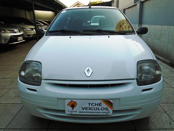 Renault Clio Rn 1.0 C/ Ar Vidros Elétricos