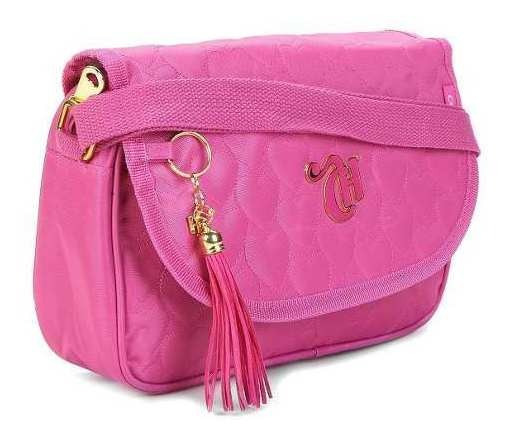 Bolsa Capricho Love Pink 10985 - Dmw