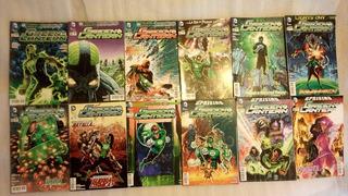 Green Lantern (2012-) $60 C/u
