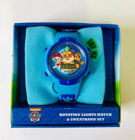 Reloj Paw Patrol Original