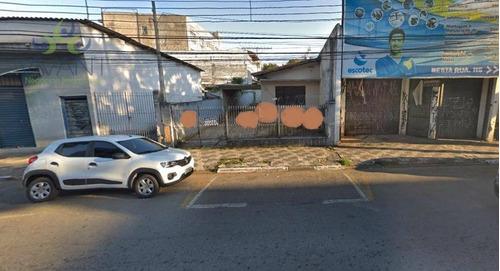 Imagem 1 de 4 de Terreno À Venda, 400 M² Por R$ 1.200.000,00 - Centro - Suzano/sp - Te0080