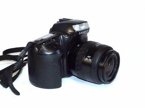 Câmera Fotográfica Minolta Maxxum 300si Analógica 35mm