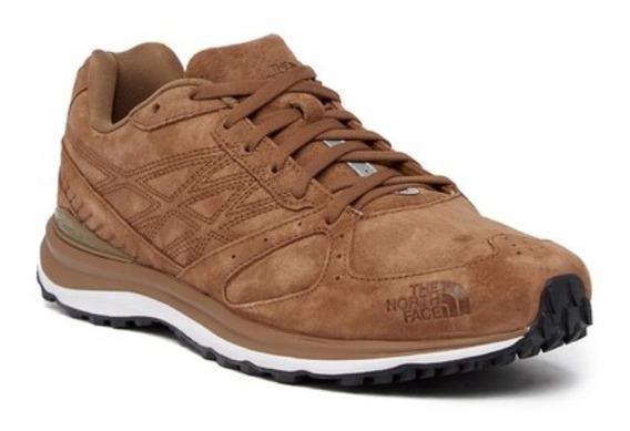 Zapato The North Face Traverse Tr Leather Hombre Talla 28mx