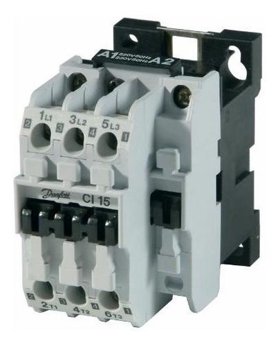 Contactor Danfoss 2 Polos 30 Amperios Dp 30-2 220v