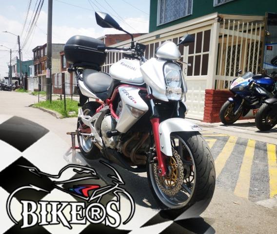 Kawasaki Er6n 650 2007, Recibimos Tu Moto, Bikers!!