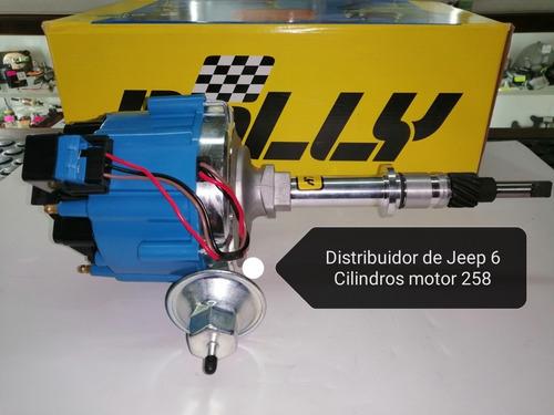 Distribuidor Encendido Motor 258 Jeep Cj5 Cj7 Wagoneer