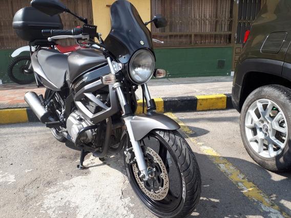 Suzuki Gs 500 Gris