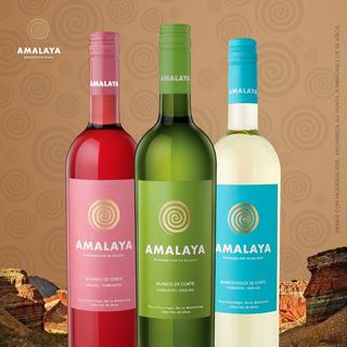 Vino Amalaya Varietales X750ml - Berlin Bebidas